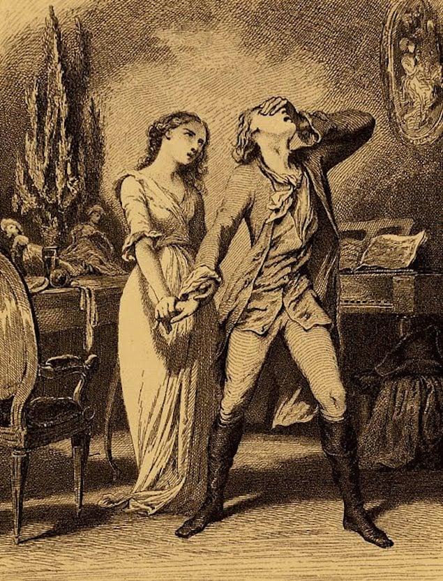 werther el espejo del romantisismo essay