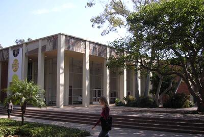 Schoenberg Music Building UCLA