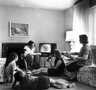 p7_High 5 TAH_American Family watching television 1958.jpg